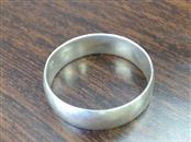 Gent's Silver Wedding Band 925 Silver 5.9g Size:14